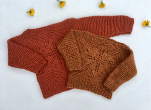 Sweet Maple Sweater - Dansk