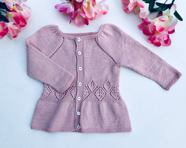 Lavinia Cardigan - English