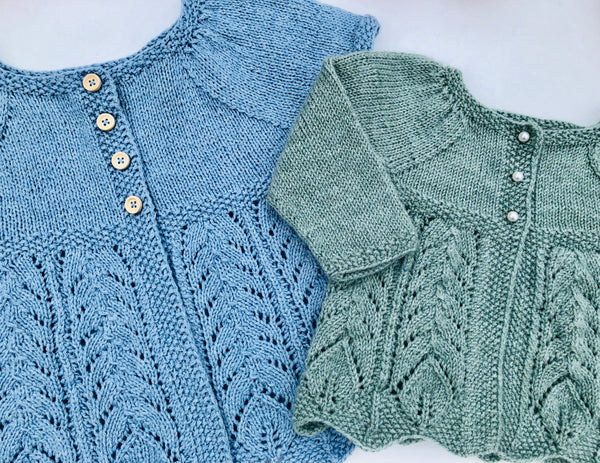 Matilda Cardigan - English