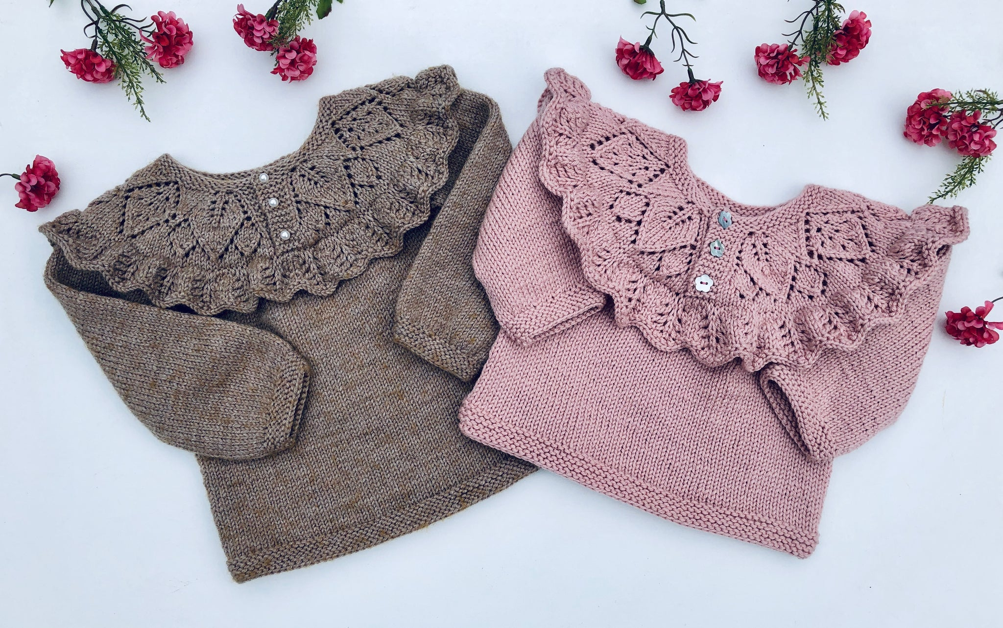 Theodora Sweater - English