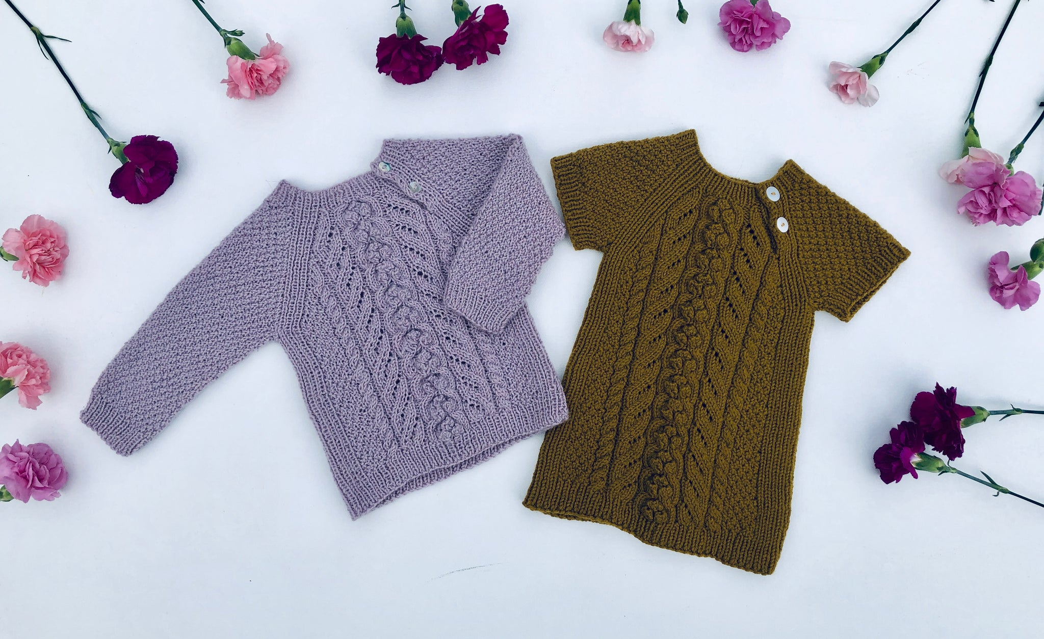 Millicent Sweater and Tunic - English