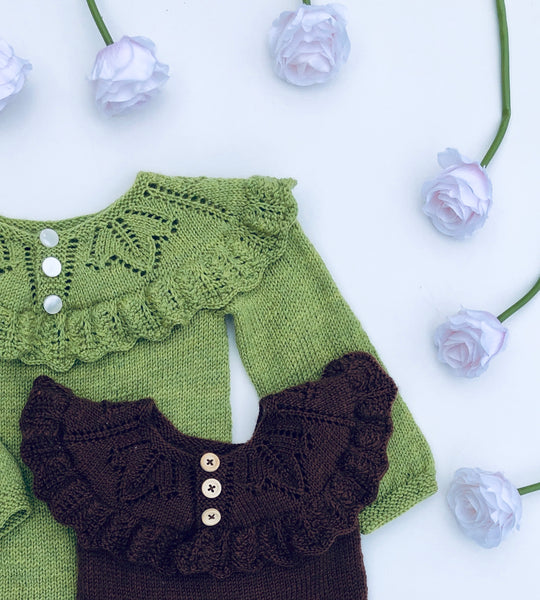 Julienne Baby Sweater - English
