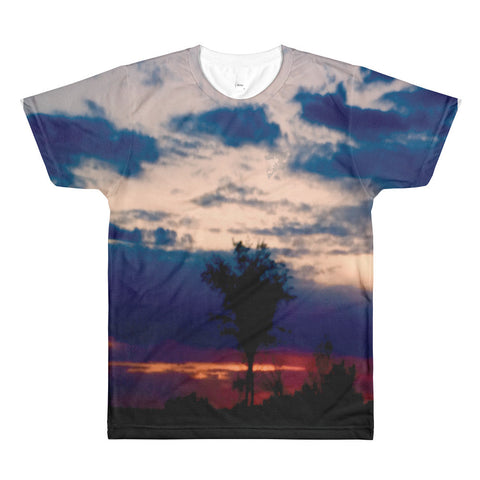 Narcando Canada Lost In LIFE Sublimation crewneck t-shirt