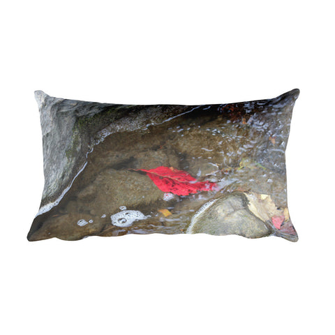 Rouge River Rectangular Pillow