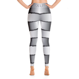 Narcando Canada Solid As A Brick Fitness & Yoga Leggings (LUXURY)