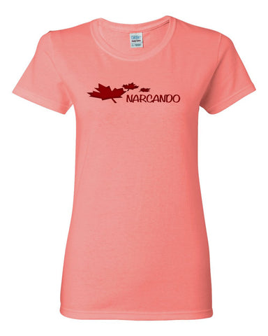 Narcando Women's short sleeve t-shirt