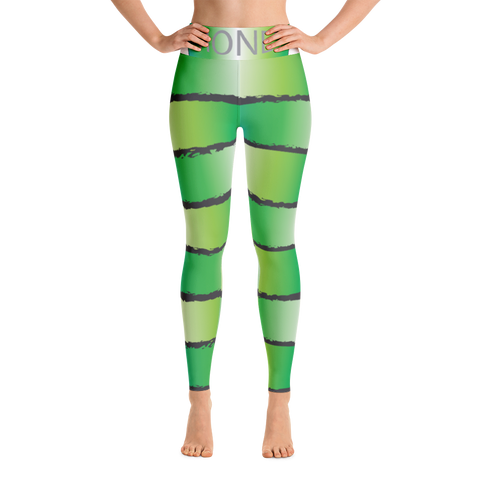 Narcando Canada Solid As A Brick Fitness & Yoga Leggings (MONEY)