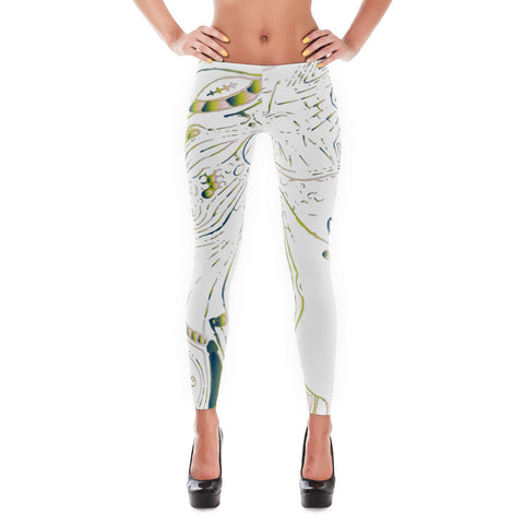 Lifes Abstraction Leggings