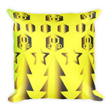 Ohh Xmas Square Pillow
