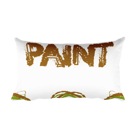 PAINT Rectangular Pillow
