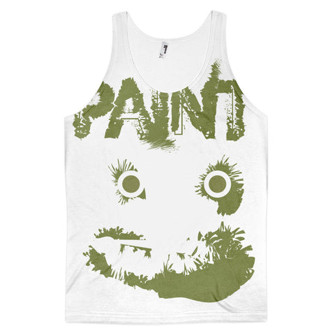 PAINT Classic fit tank top (unisex)