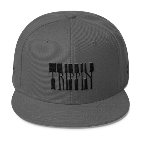 Narcando Canada Trippin Wool Blend Snapback