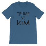 Narcando Canada Trump Vs Kim Unisex short sleeve t-shirt