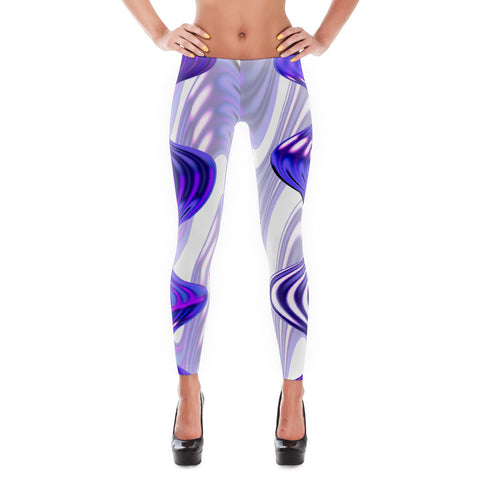 Narcando Canada Trippy Stream Leggings