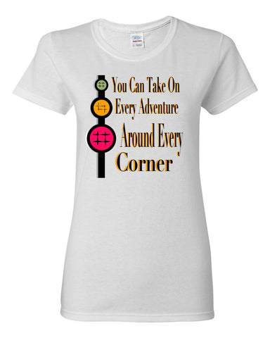 You Can Take On Every Adventure Women's short sleeve t-shirt