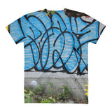 Women's Graffiti Shack V-Neck T-Shirt
