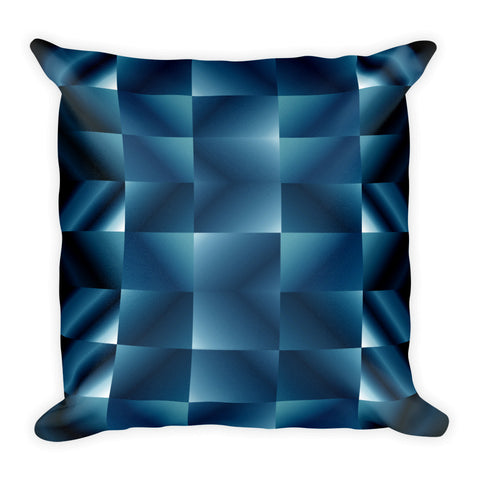 Spotnicks Spotlights Pillow (Lost blue)