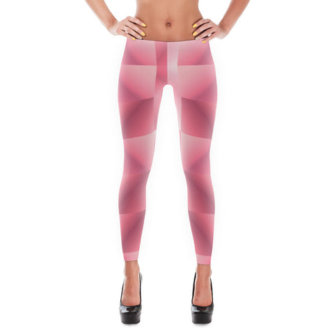 Spotnicks Spotlights Leggings (Passion For Pink)