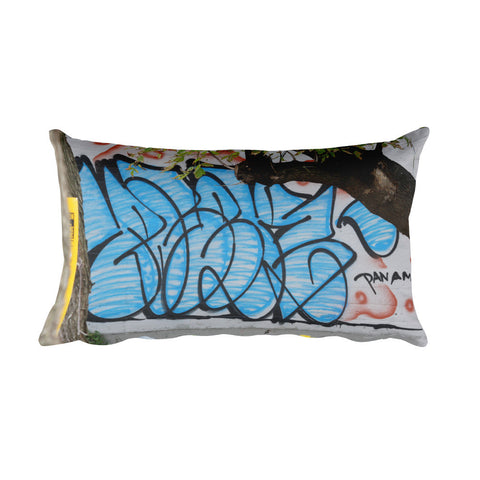 Narcando Canada PanAm Graffiti Rectangular Pillow