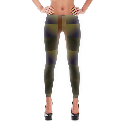 Spotnicks Spotlights Leggings (Oxford Slash)