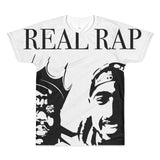 Narcando Canada Real Rap HipHop Music Tribute To Biggie & Tupac T-Shirt