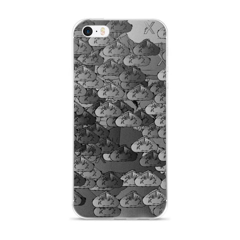 Firstclass4life GrayScale iPhone case