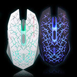Narcando Frost Gaming Mouse