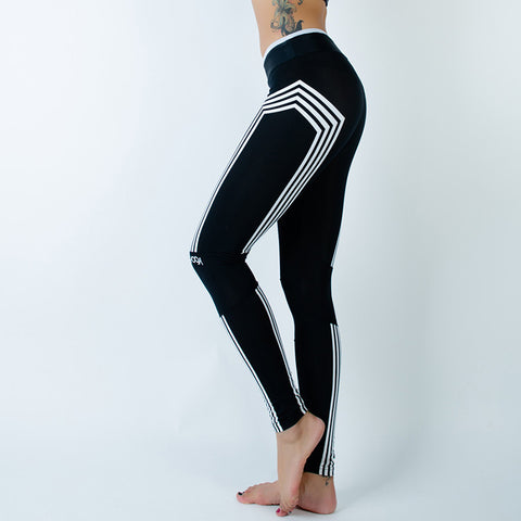 Narcando Canada Sporty Spice Womens Leggings