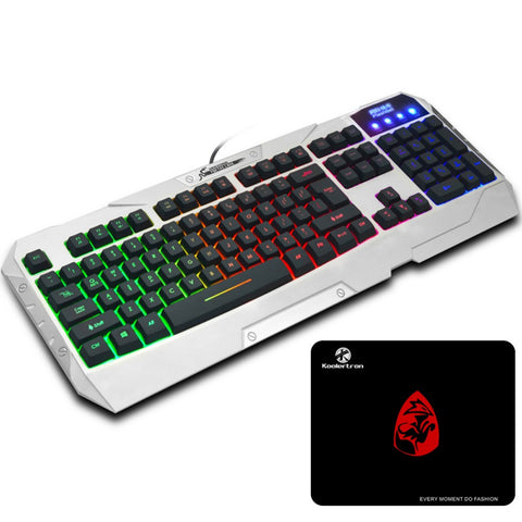 Narcando Canada GetFlashed Gaming Keyboard