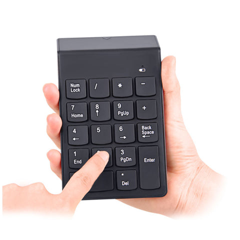 Narcando Mini 18Keys Digital Gaming Keyboard