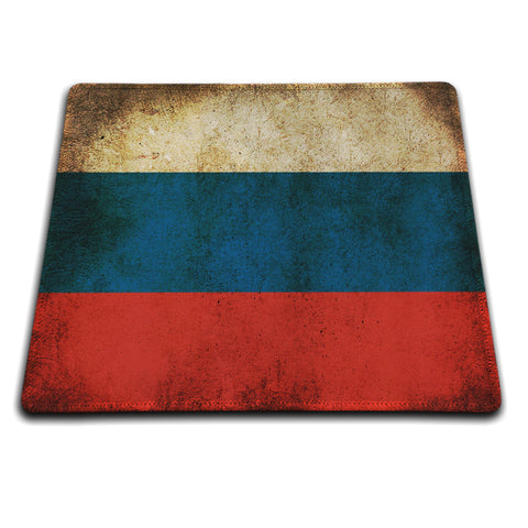 Narcando Russian Flag Mouse Pad