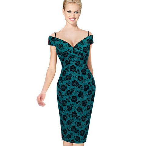 Narcando Canada Luxury Is My Life Formal Pencil Dress