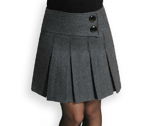 Narcando Canada Schools Out Summers In High Waist Skirt