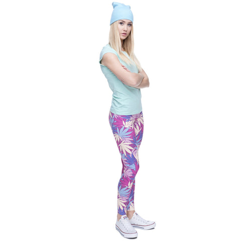 Narcando Canada Stay High 420 Womens Leggings