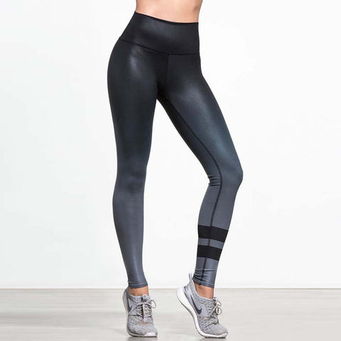 Smart Gradient Womens Leggings