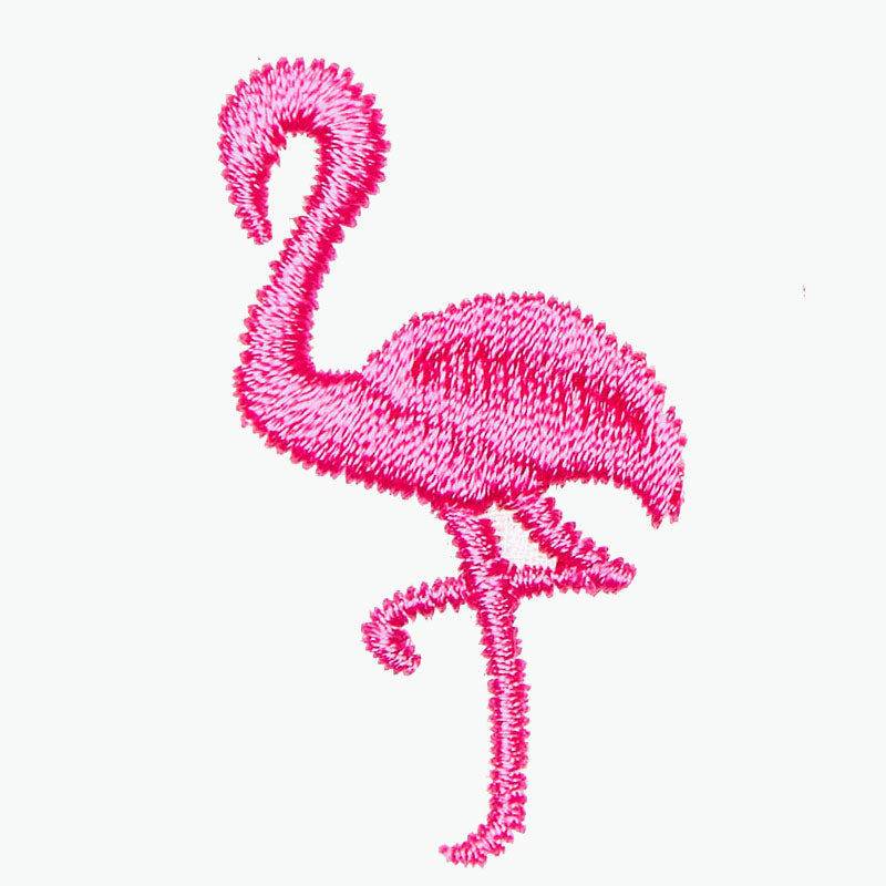 Miami Flamingo Monogramming