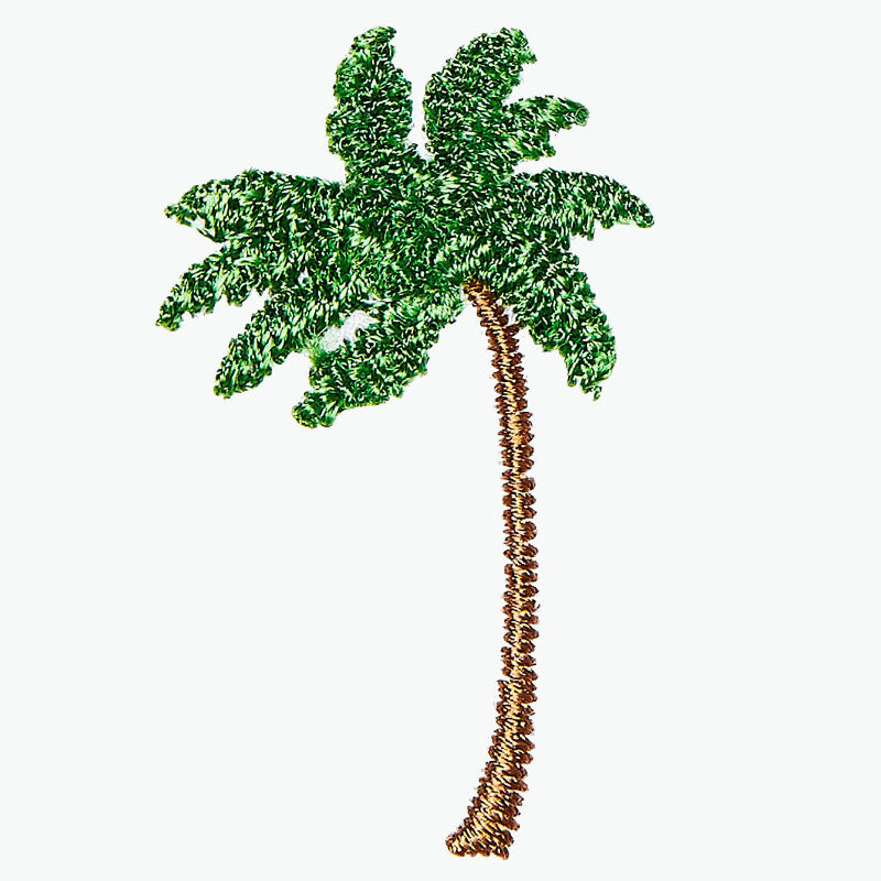 Palm Tree Monogramming