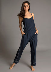 PALOMA PYJAMA PANT in ATLANTIC