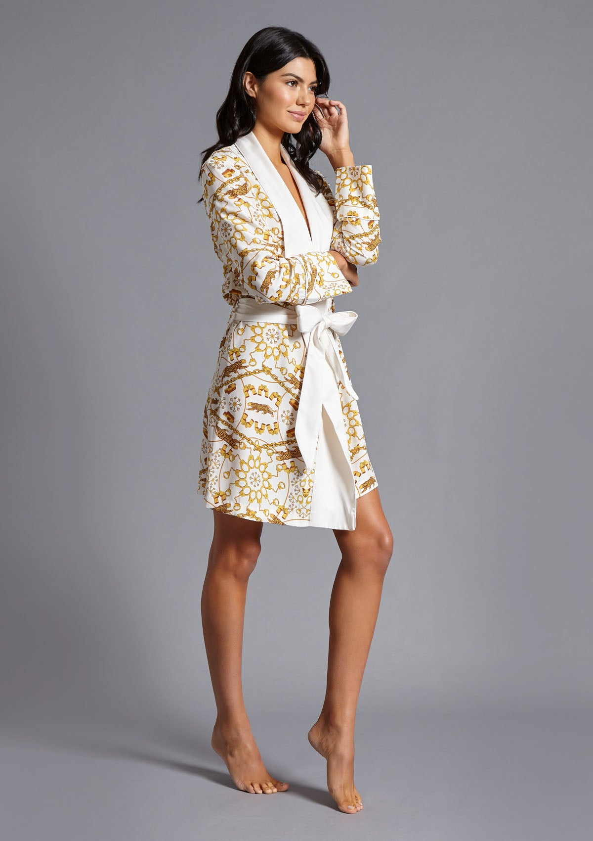 THE WIFEY ROBE in PREY