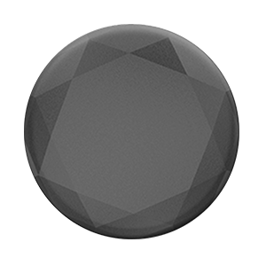 Pop-socket (Black Metallic Diamond)