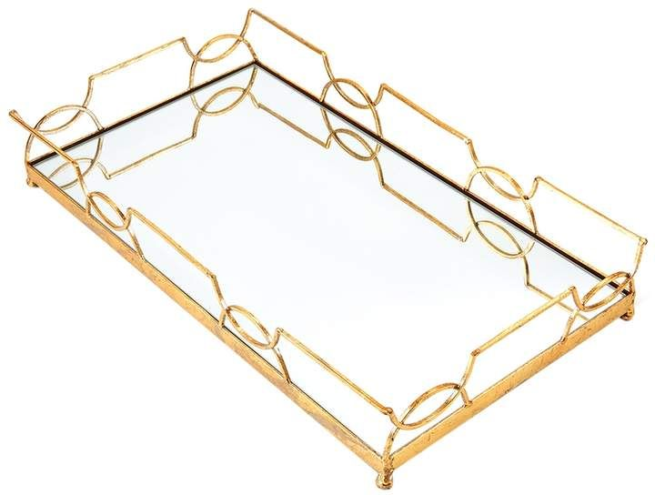 Luxenbourg Mirrored Tray