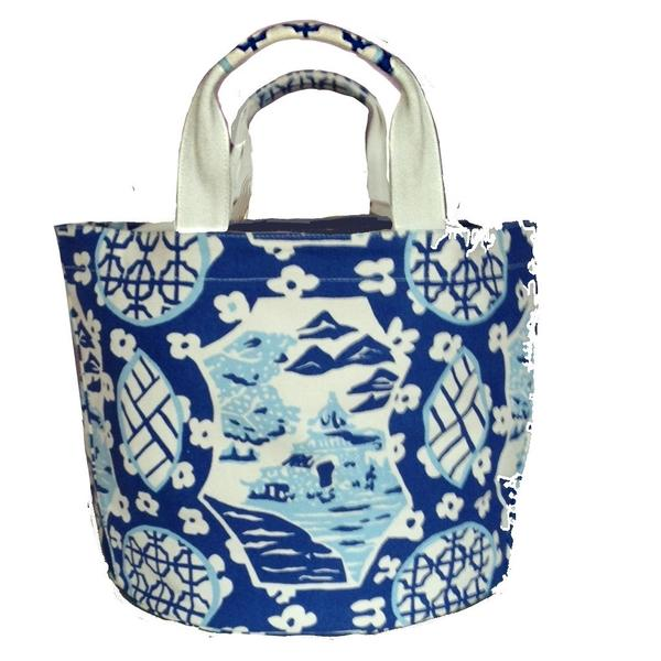 Canton Tote by Dana Gibson