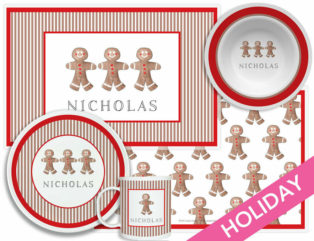 Gingerbread Kid's Tabletop Set