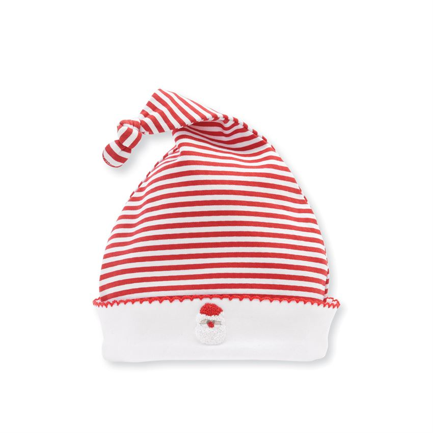 French Knot Santa Cap