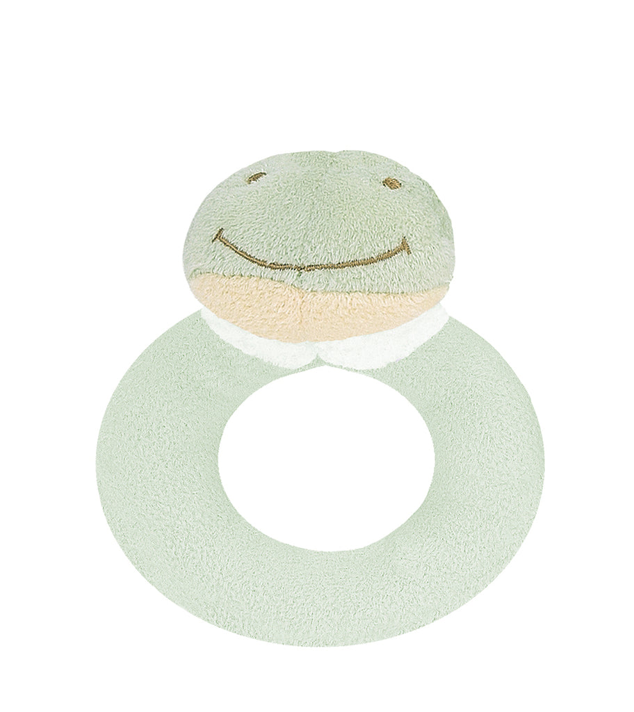 Froggy Ring Rattle / Wrist Rattle