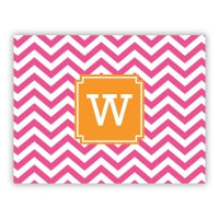 Simple Chevron Folded Notes (20+ Colors)