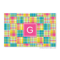 Madras Patch Bright Placemat