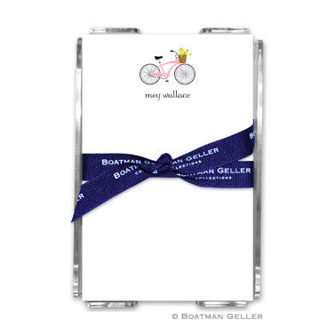 Bicycle Notepad