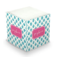 Sprig Sticky Memo Cube (20+ Colors)