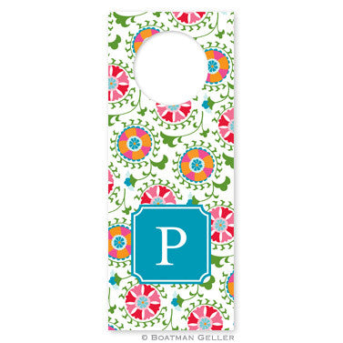 Suzani Wine Tags